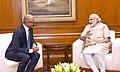 The Microsoft CEO, Shri Satya Nadella calling on the Prime Minister, Shri Narendra Modi, in New Delhi on May 30, 2016 (1).jpg