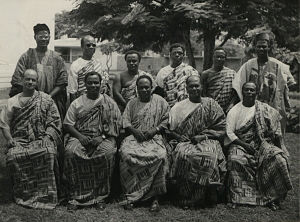 Ebenezer Ako-Adjei - Image: The National Archives UK CO 1069 43 65
