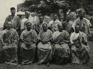 Ebenezer Ako-Adjei Ghanaian politician