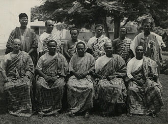 Ebenezer Ako-Adjei - Image: The National Archives UK CO 1069 43 65