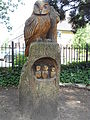 The Owl and Her Babies, Didsbury Park (2).JPG