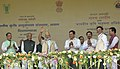The Prime Minister, Shri Narendra Modi at the ceremony to lay the Foundation Stone for Indian Agriculture Research Institute (IARI), at Gogamukh, Assam (2).jpg