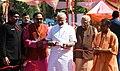 The Prime Minister, Shri Narendra Modi inaugurating the Pashudhan Arogya Mela, at Shahanshahpur Varanasi, Uttar Pradesh.jpg