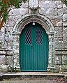 The South Door of Constantine Parish Church (8300160817).jpg