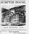 The Sumpter House in Hot Springs, Arkansas.jpg