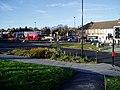 The Uxbridge Road adjacent to Ealing Hospital - geograph.org.uk - 1165123.jpg