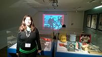 The Wikimania 2015 Reception at Museo Soumaya by ovedc 28.jpg