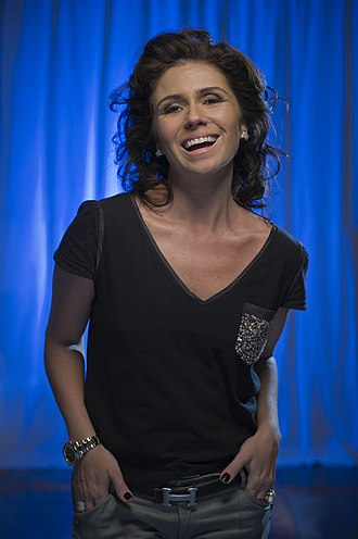 O Clone - Image: The actress Giovanna Antonelli