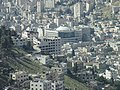 The big mall in Nablus viewed from Joseph lookout point.JPG