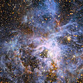 The brilliant star VFTS 682 in the Large Magellanic Cloud.jpg
