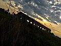 The broken railway system in Gulu,Northern Uganda 01.jpg