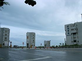 The entrance of Port of Hualien 20060810.jpg