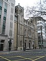 The magnificent Bloomsbury Central Baptist Church - geograph.org.uk - 1104930.jpg
