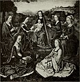 The masterpieces of the early Flemish painters - sixty reproductions of photographs from the original paintings, by F. Hanfstaengl, affording examples of the different characteristics of the artist's (14592854987).jpg