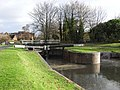The newly restored navigation lock, Droitwich Barge Canal - geograph.org.uk - 1056239.jpg