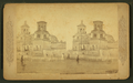 The old mission of San Xavier, Arizona, by Continent Stereoscopic Company.png
