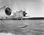 The wing of a flying boat at Lord Howe Island (23469002162).jpg