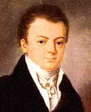 Theodor Gottlieb von Hippel the Younger - Image: Theodor Gottlieb von Hippel (1775 1843)