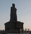 Thiruvalluvar Statue, Kanyakumari, Tamil Nadu, India.jpg