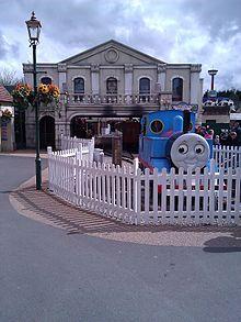 Thomas Land Drayton Manor Wikipedia