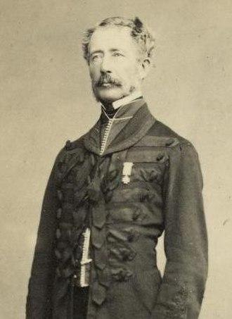 Albert Barracks - Colonel Thomas Mould