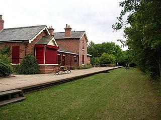 Thorpe Thewles railway station