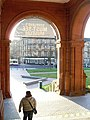 Through the arches at Kelvingrove Art Gallery - geograph.org.uk - 681916.jpg