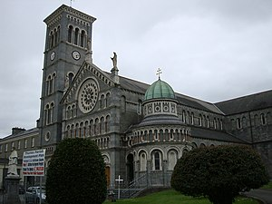 Archbishop of Cashel - The Cathedral of the Assumption, Thurles, the episcopal seat of the Roman Catholic archbishops.