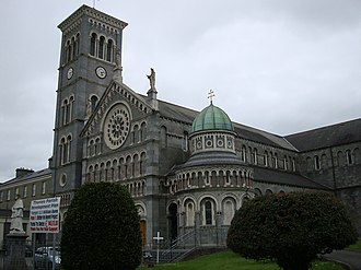 Roman Catholic Archdiocese of Cashel and Emly - Cathedral of the Assumption, Thurles
