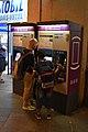 Ticket vending machine of Déli pályaudvar metro station.jpg