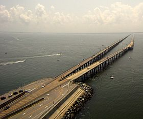 Image illustrative de l'article Pont-tunnel de Chesapeake Bay