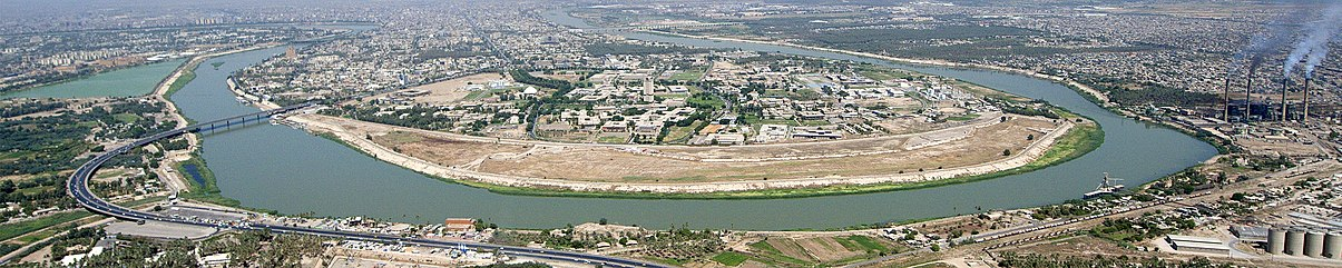 Tigris River in Baghdad (2016).jpg