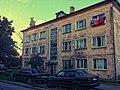 Tihoreckij tupik (Werkstätten straße) - panoramio.jpg