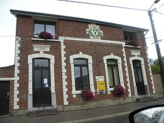 Tingry - The town hall of Tingry