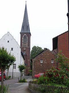Тиц,  Северный Рейн-Вестфалия, Германия