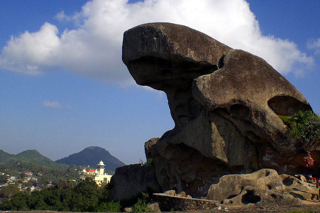 Picnic on mount abu