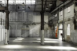 Carriageworks - Carriageworks' Public Space