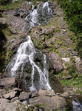 Wiesental, Black Forest - Todtnauer Waterfall