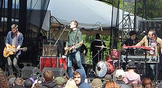 Tokyo Police Club Canadian indie rock band