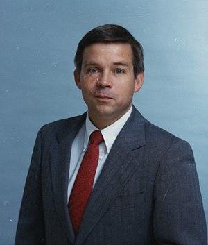 Tom Griscom - Image: Tom Griscom 1987