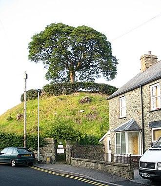Bala, Gwynedd - Tomen y Bala