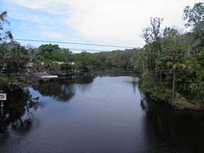 Tomoka River from State Road 40 March 2013.jpg