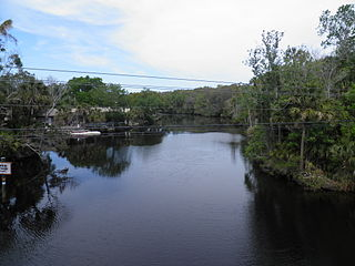 Tomoka River river in the United States of America