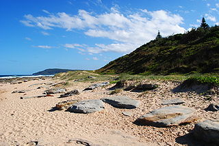 Toowoon Bay, New South Wales Suburb of Central Coast, New South Wales, Australia