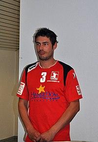 Torben Ehlers, Stralsunder HV (2011-10-01) by Klugschnacker in Wikipedia.jpg