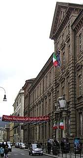 Turin Museum of Natural History