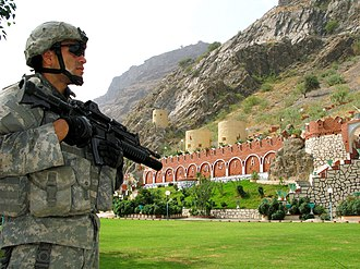 Torkham - Image: Torkham gate, Afghan, Pakistan border