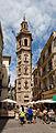 Torre de la iglesia de Santa Catalina, Valencia, España, 2014-06-29, DD 18.JPG