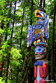 Totem Pole with an Eagle.JPG