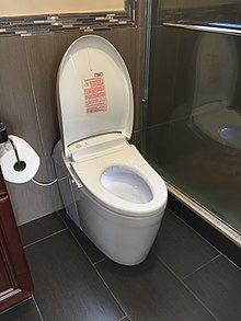 A Toto Neorest 500H (circa 2016). Children Japan toilet ... c0f0934518